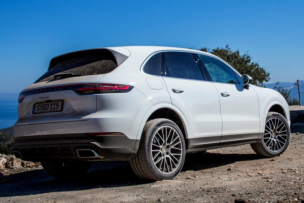 Новый Порше Кайен 2018 (Porsche Cayenne III): обзор, фото, характеристики