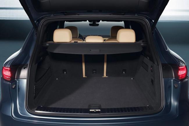 Багажник Porsche Cayenne 3
