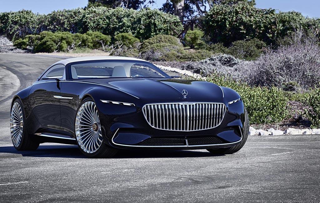 Mercedes представил самый шикарный кабриолет вмире