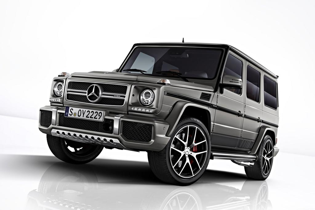 Mercedes-AMG G63 Exclusive Edition
