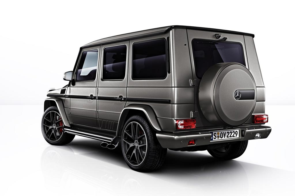 Mercedes-AMG G65 Exclusive