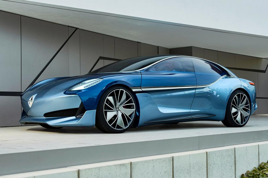 Возрожденная марка Borgward показала новый пятиметровый электрокар