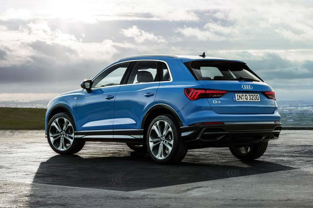 Новый Audi Q2 2019 - фото, характеристика, цена, обзор картинки