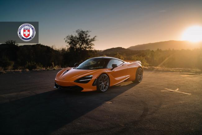 McLaren 720S Azores Orange