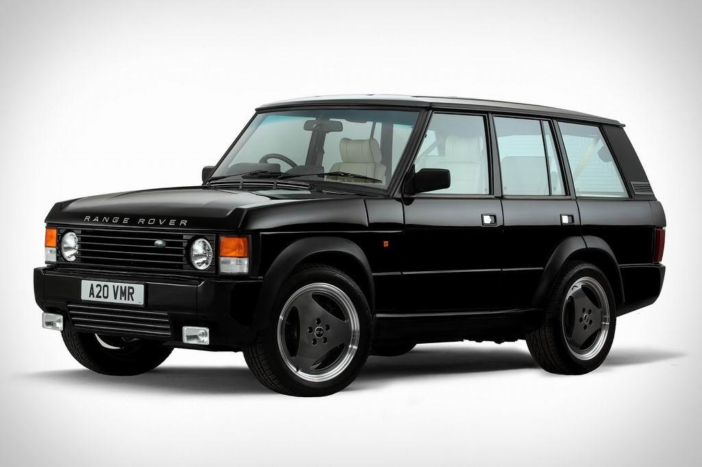 ВВеликобритании возродили традиционный Range Rover