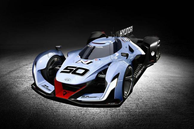 Hyundai N 2020 Vision Gran Turismo