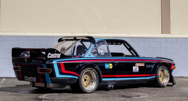 BMW 3.0 CSL Batmobile