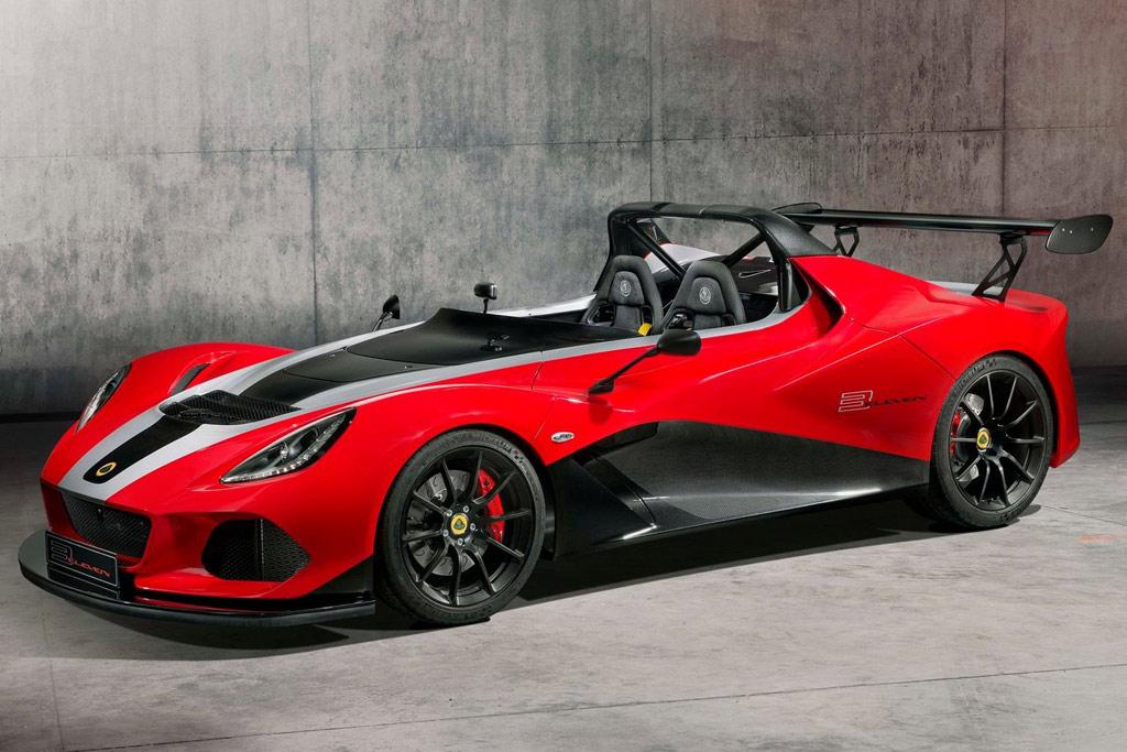 Лотус представил быстрейший дорожный спорткар всвоей истории