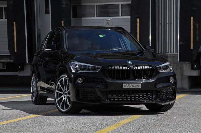 BMW X1 от ателье Dahler