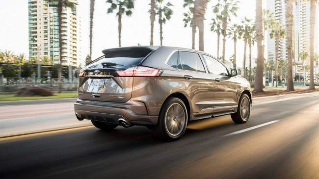 Ford Edge Titanium Elite