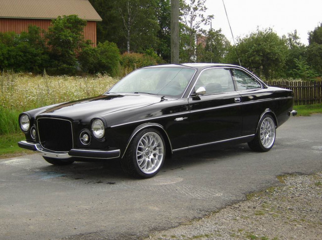 Volvo 162 на базе BMW M3