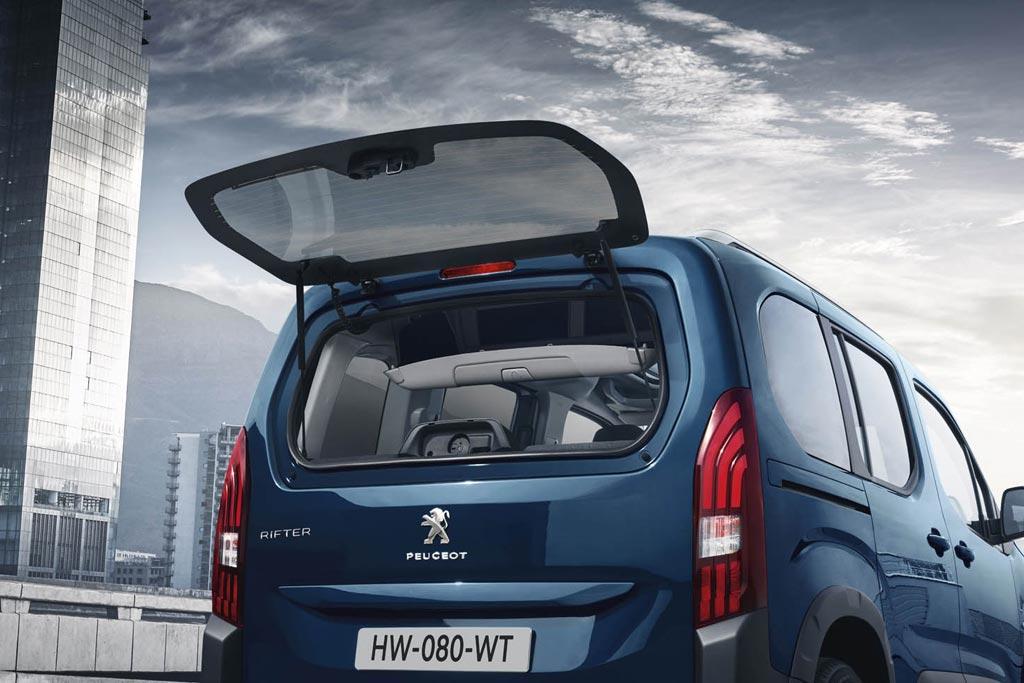 Peugeot Rifter 2018-2019 - фото 12166be96d983