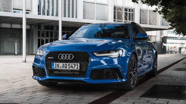 Audi RS6 Performance Norago