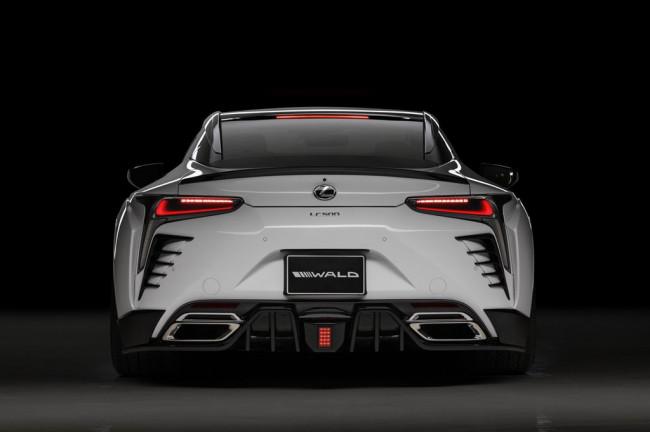 Lexus LC 500 от WALD