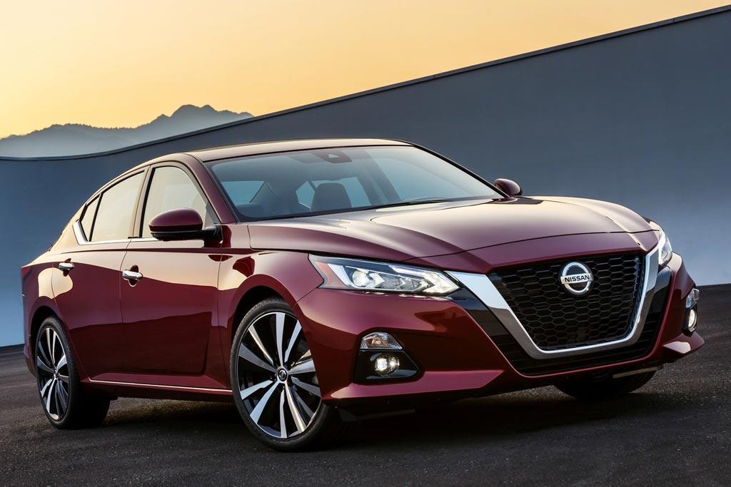 Новый Nissan Altima 2019: фото, цена и комплектации в 2019 году