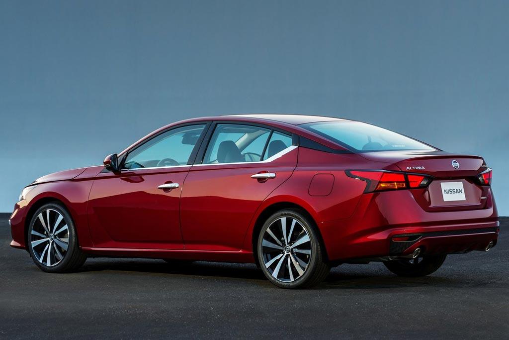 Новый Nissan Altima 2019: фото, цена и комплектации новые фото