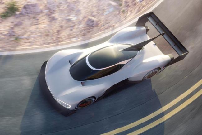 Volkswagen I.D. R Pikes Peak Concept