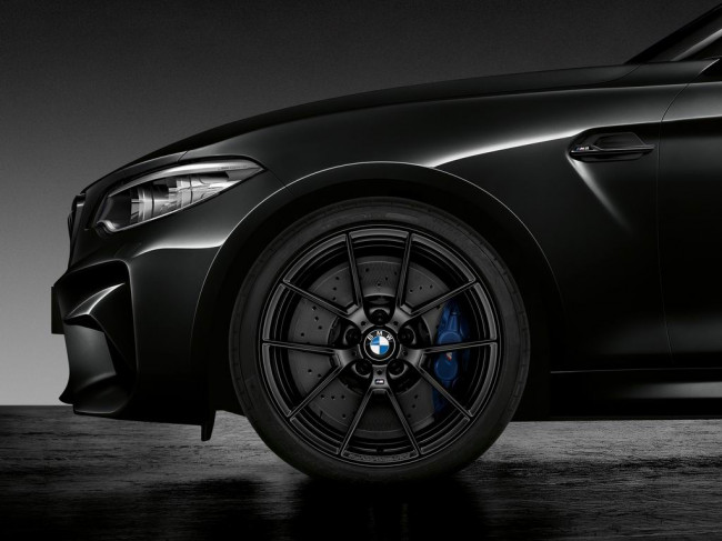 BMW M2 Black Shadow Edition