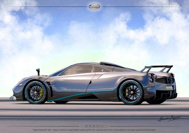 Pagani Huayra Coupe II Ultimo