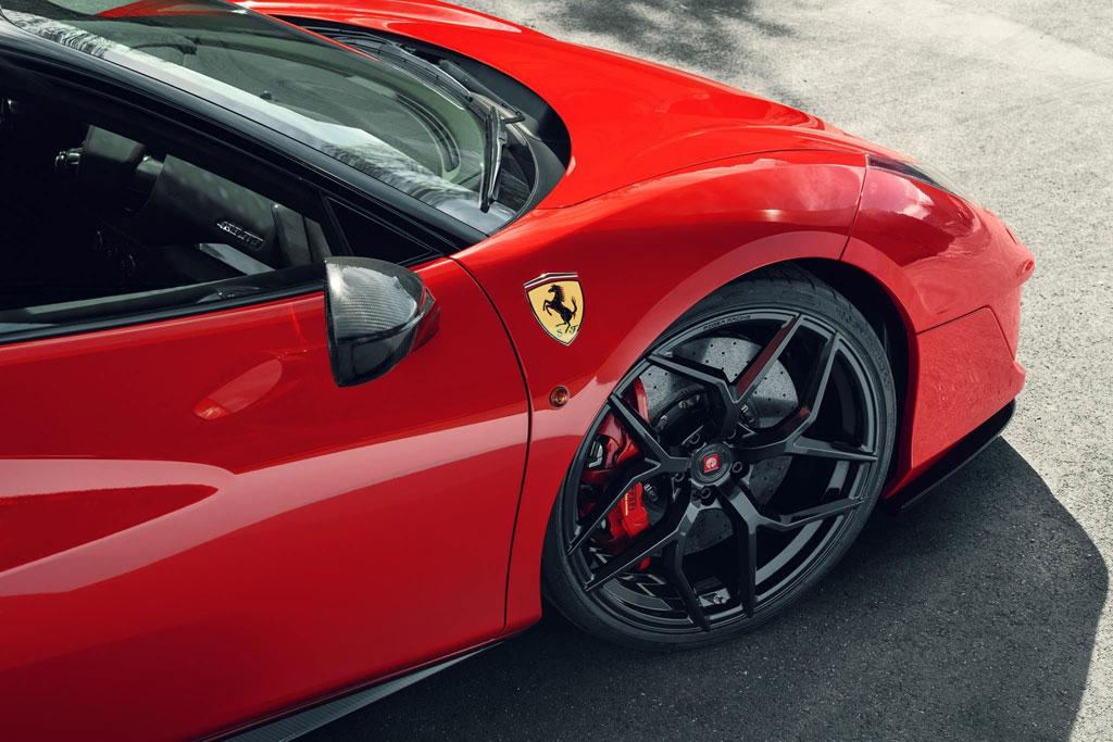 Ferrari 488 GTB FPlus Corsa от ателье Pogea Racing