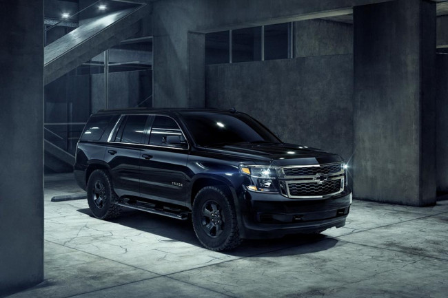 Chevrolet Tahoe Custom Midnight Edition