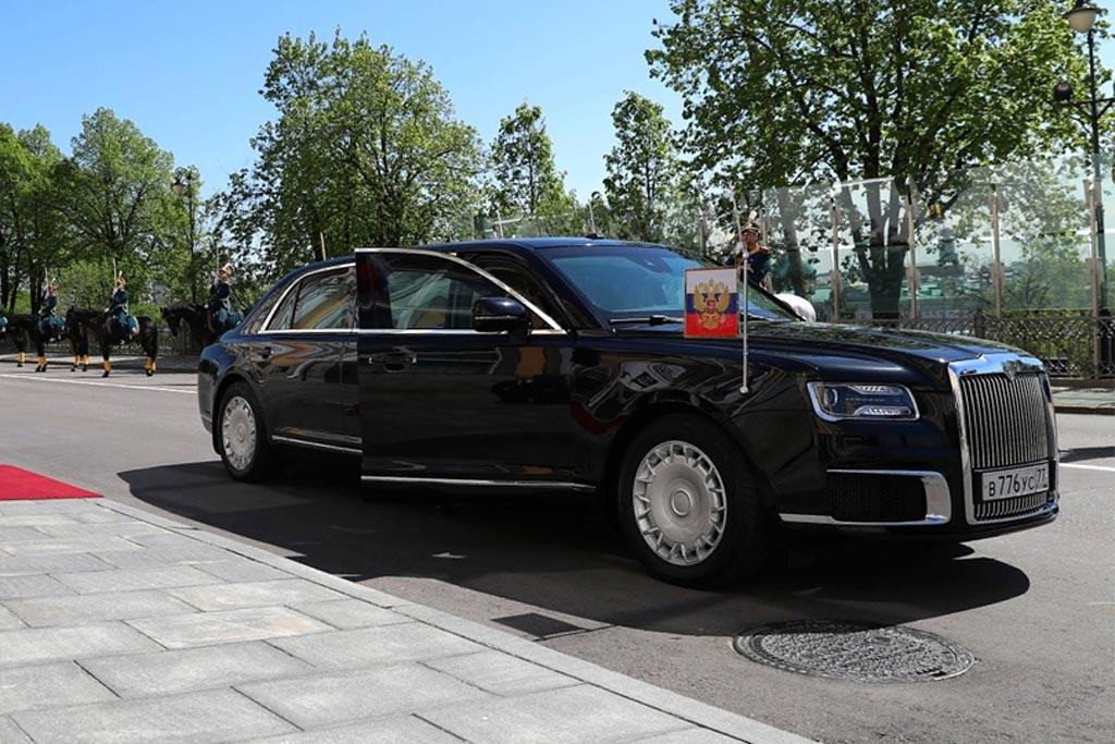 Президентский лимузин
