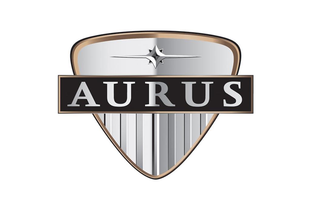 Логотип бренда Aurus