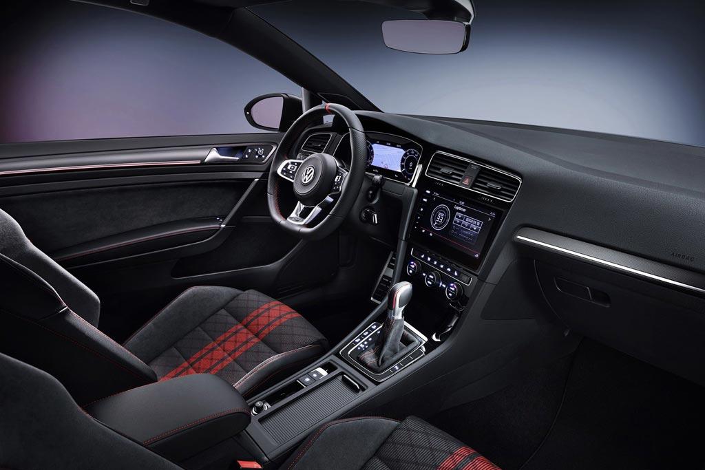 Салон Golf GTI TCR