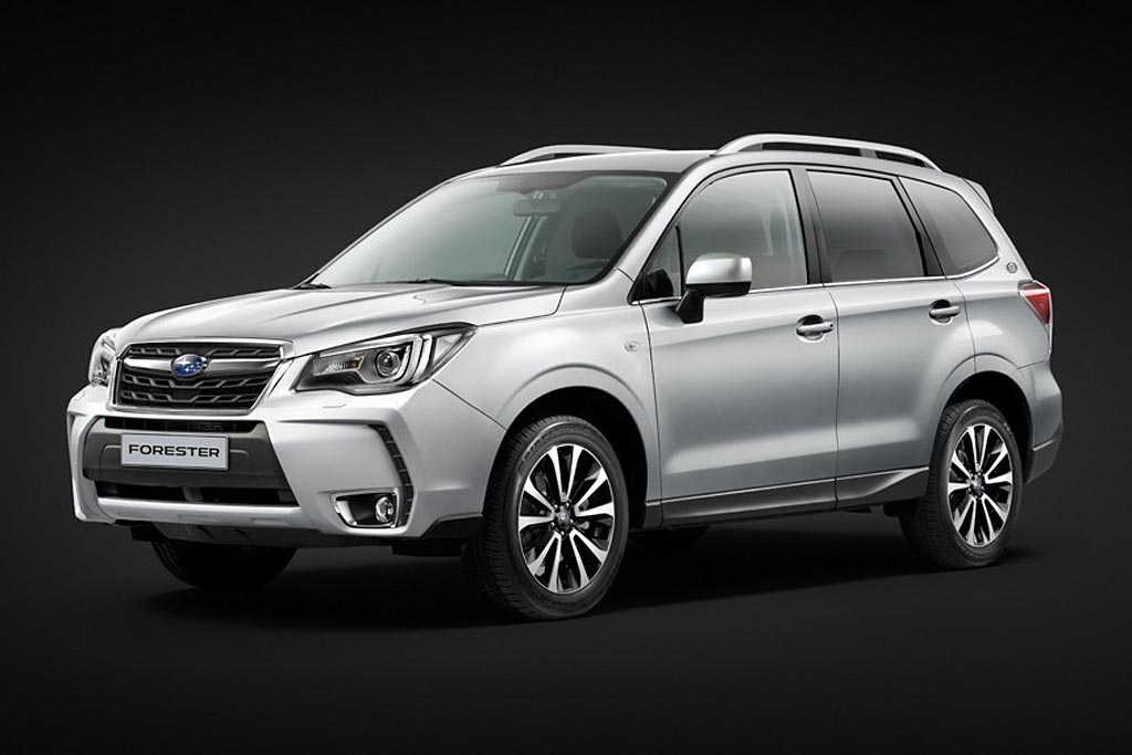 Subaru Forester 60th Anniversary