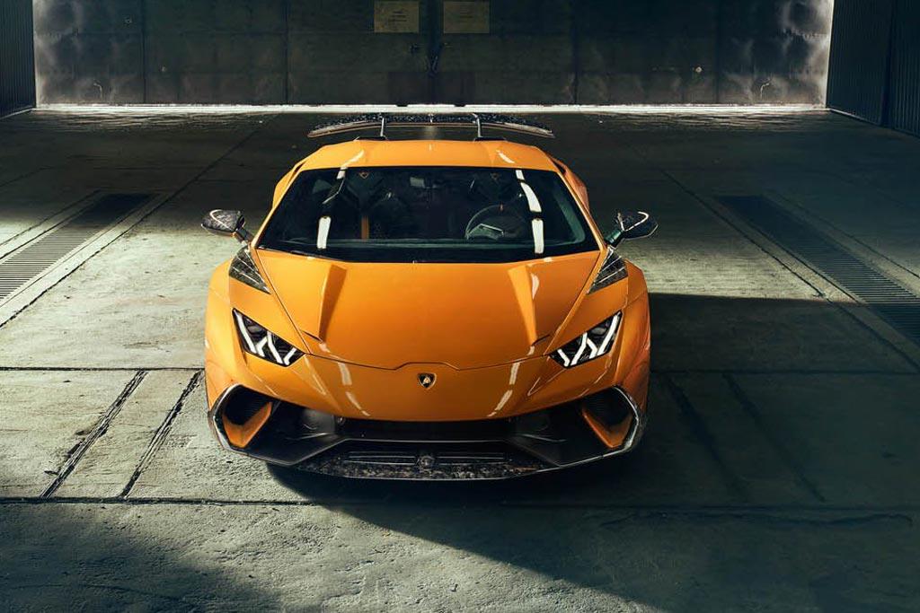 В Novitec доработали купе Lamborghini Huracan Performance