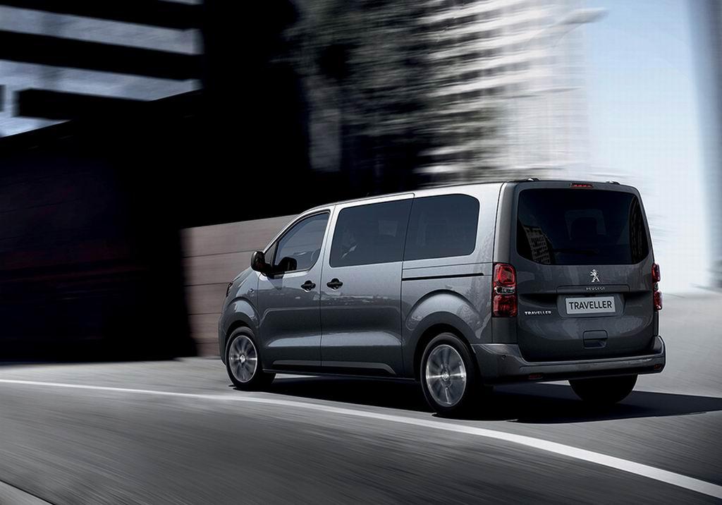 В России наладили сборку фургонов Citroen и Peugeot Business