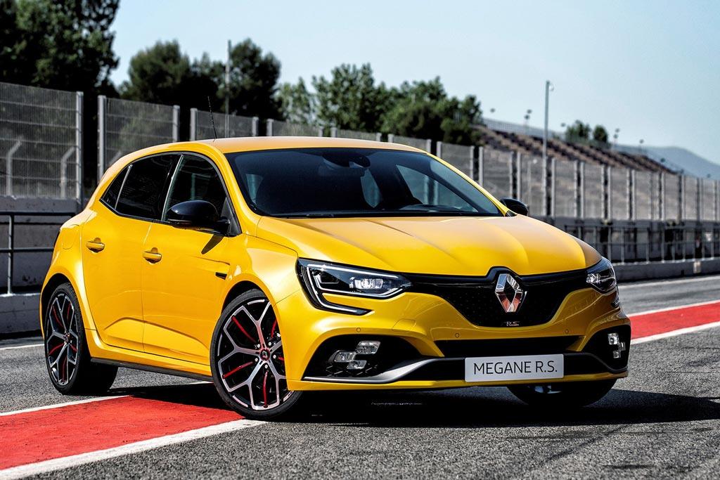 Renault Megane R.S. Trophy: зажигалка для трека