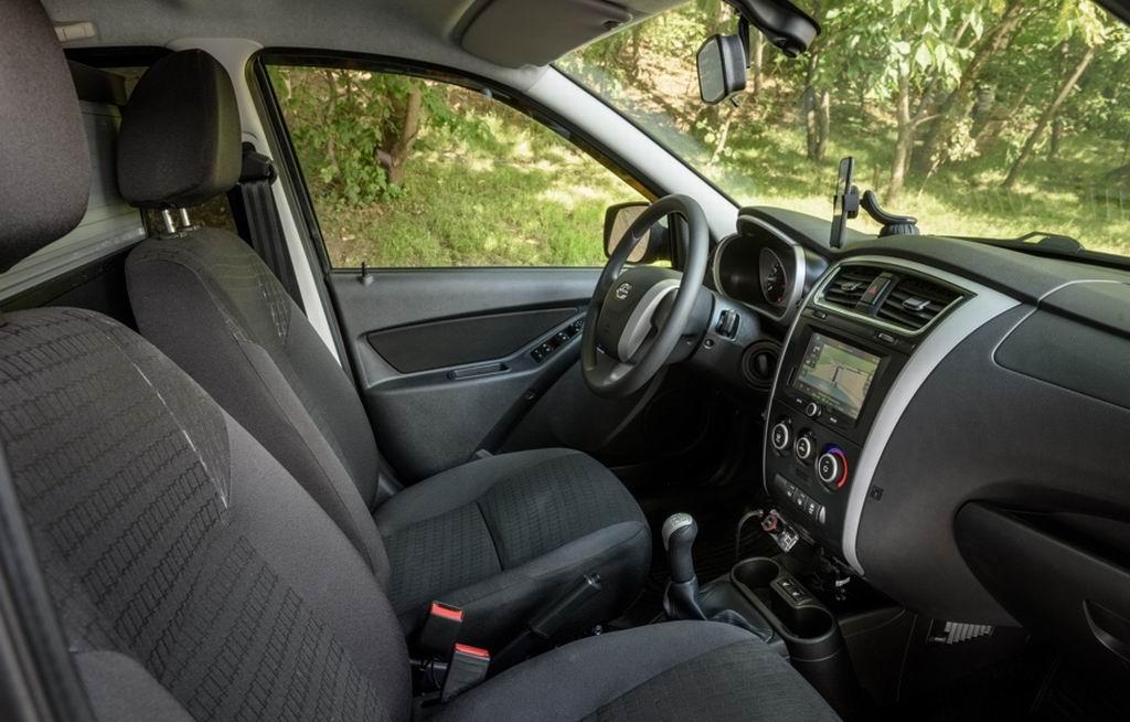 Представлен туристический вариант Datsun mi-DO
