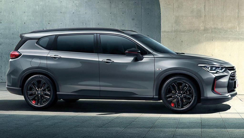 Chevrolet Orlando 2019