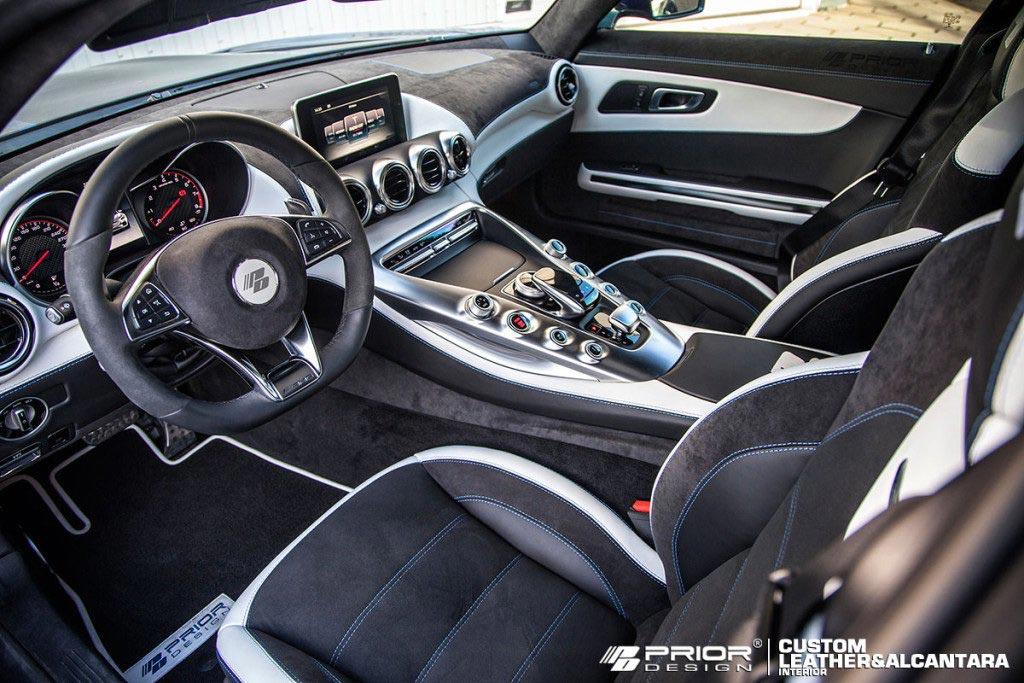 Mercedes-AMG GT S PD700 GTR от ателье Prior Design