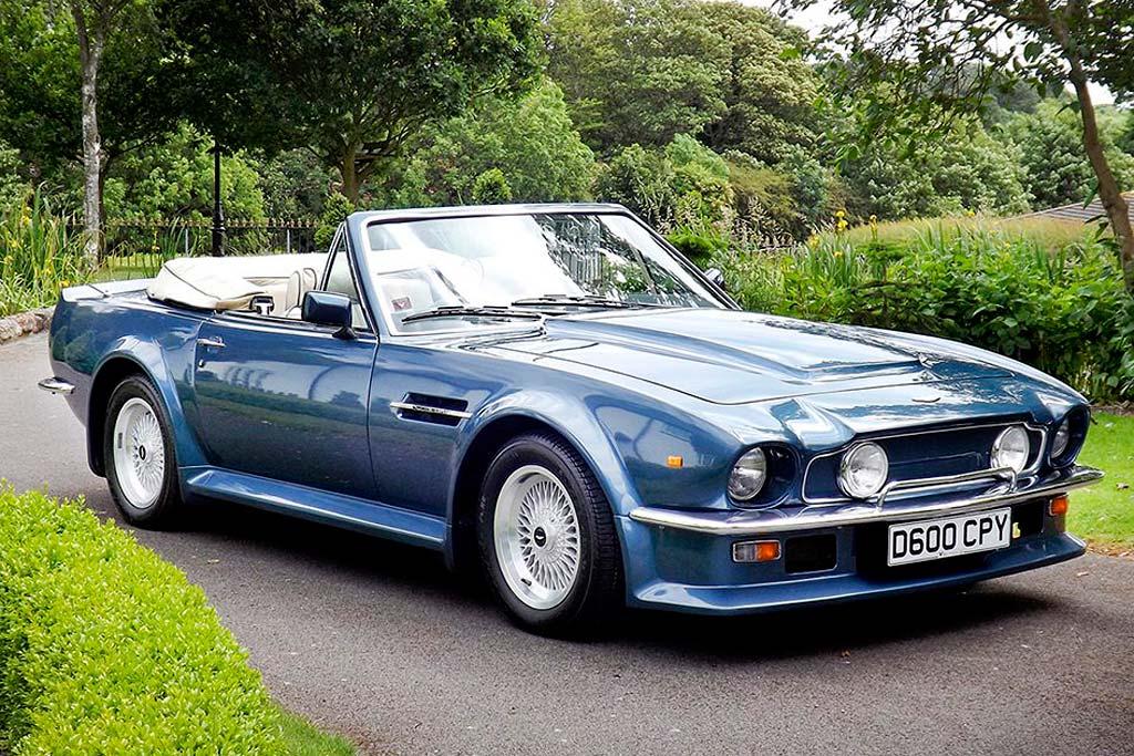 Aston Martin Vantage V8 Volante X-Pack