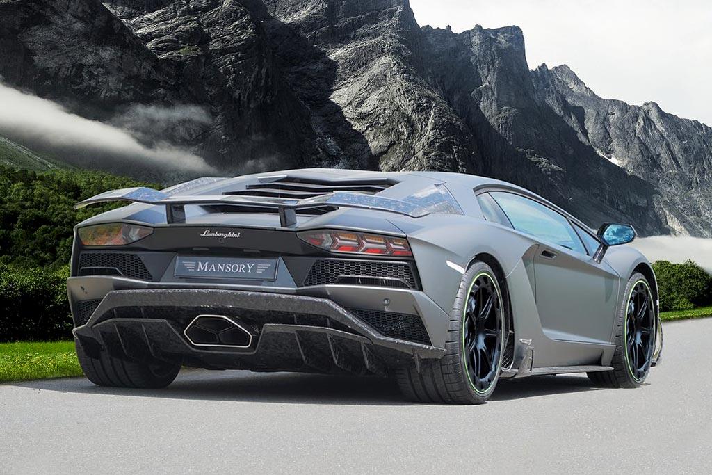 Mansory Aventador S