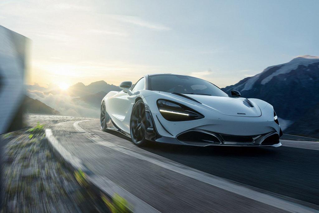 Специалисты Novitec доработали суперкар McLaren 720S