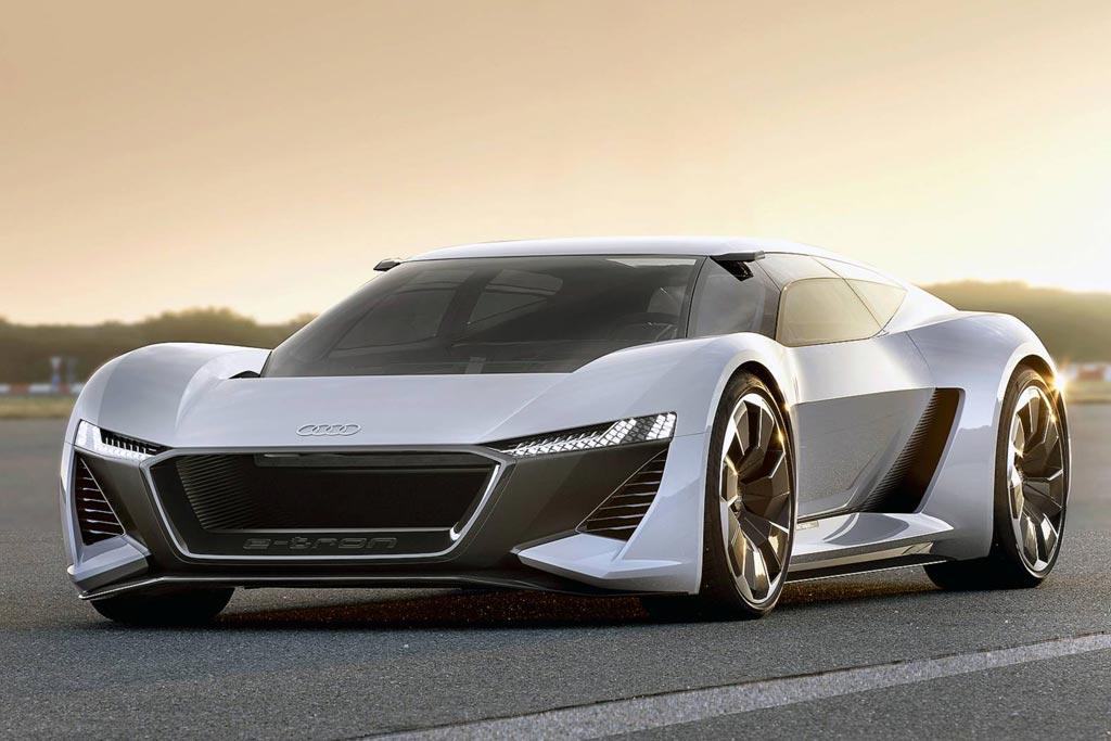 Audi PB18 e-tron: электрокар с подвижной кабиной