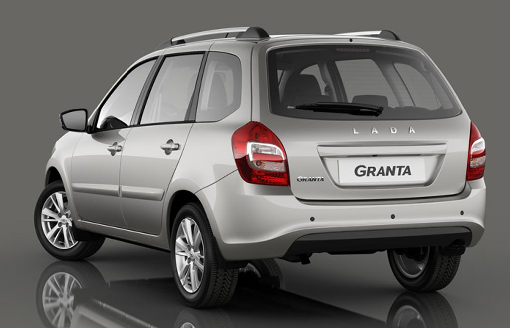 Lada Granta Wagon