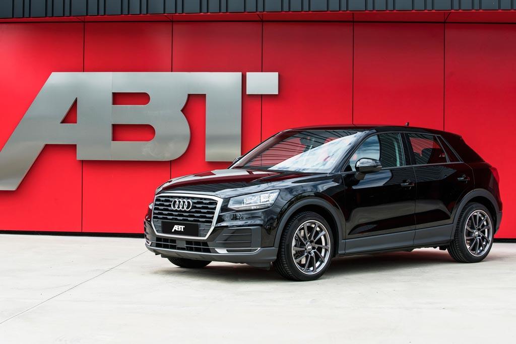 Audi Q2 от ABT