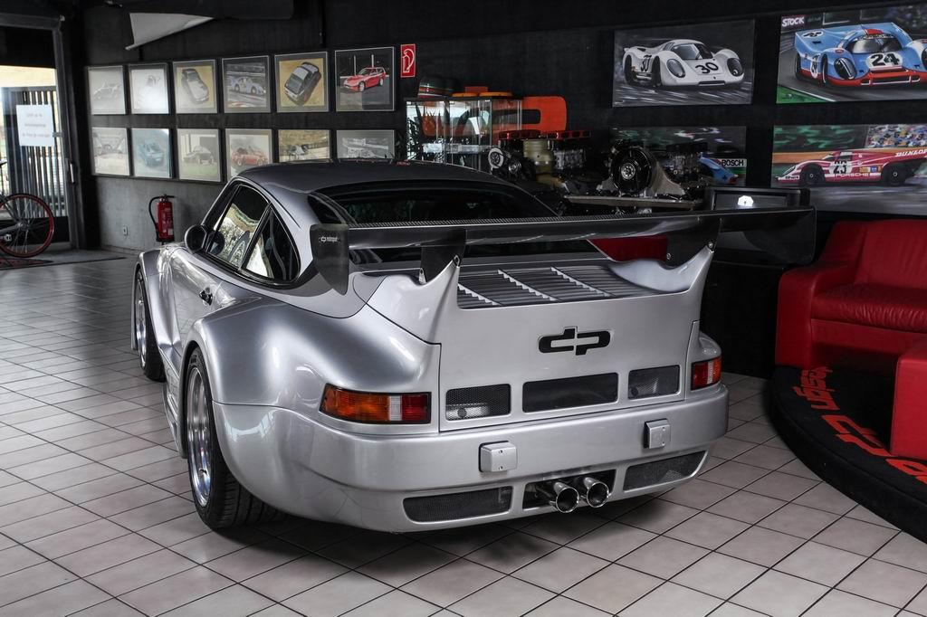Porsche 911 Turbo (965)