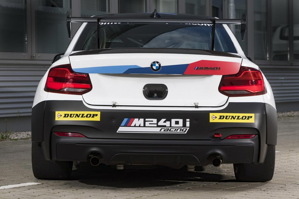 BMW M235i Racing Cup Evo