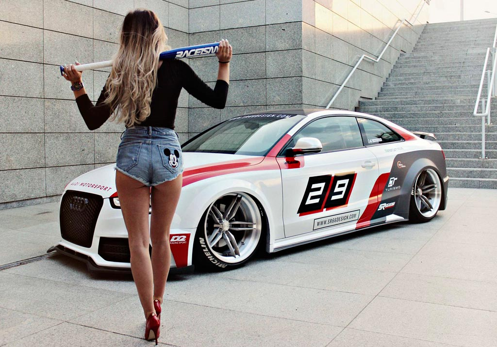 SR66 Design S5 Coupe