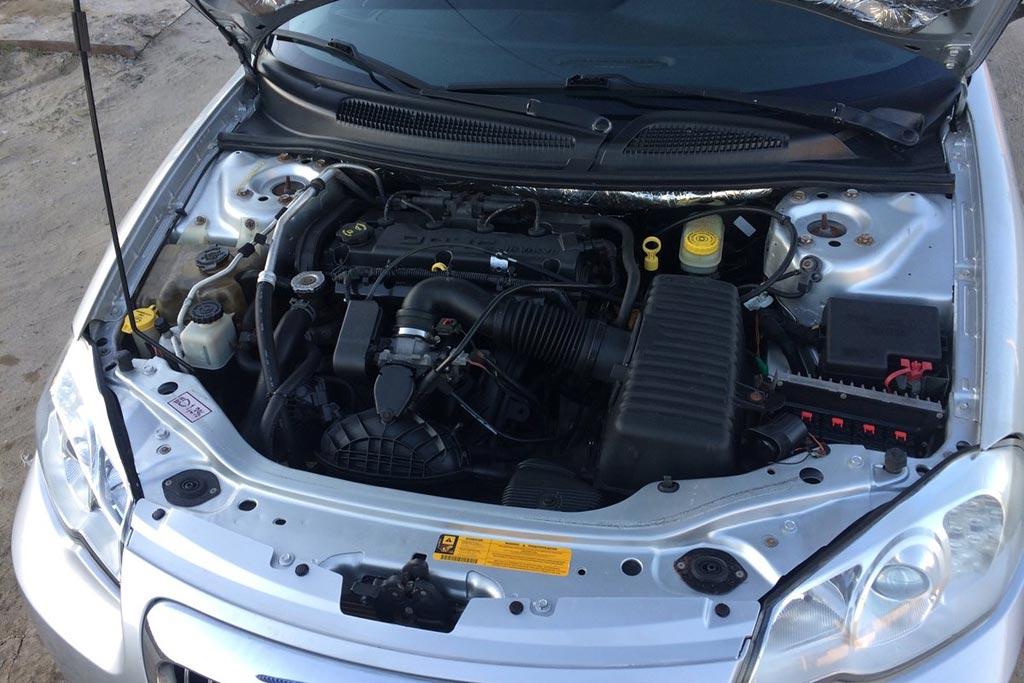 Двигатель GAZ Siber