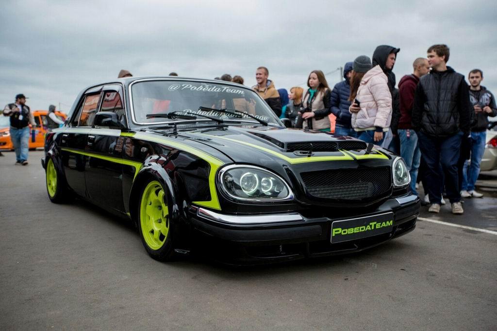 ГАЗ 31 ТурбоВолга