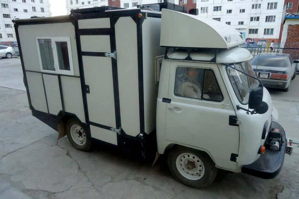 Тюнинг УАЗ
