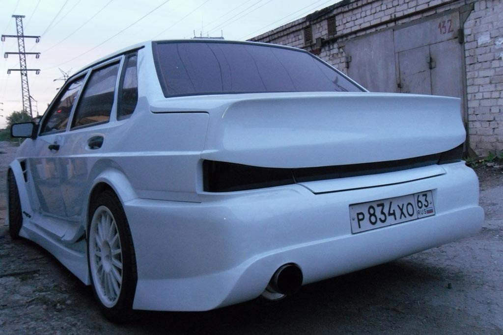ВАЗ 2115 Wide Body