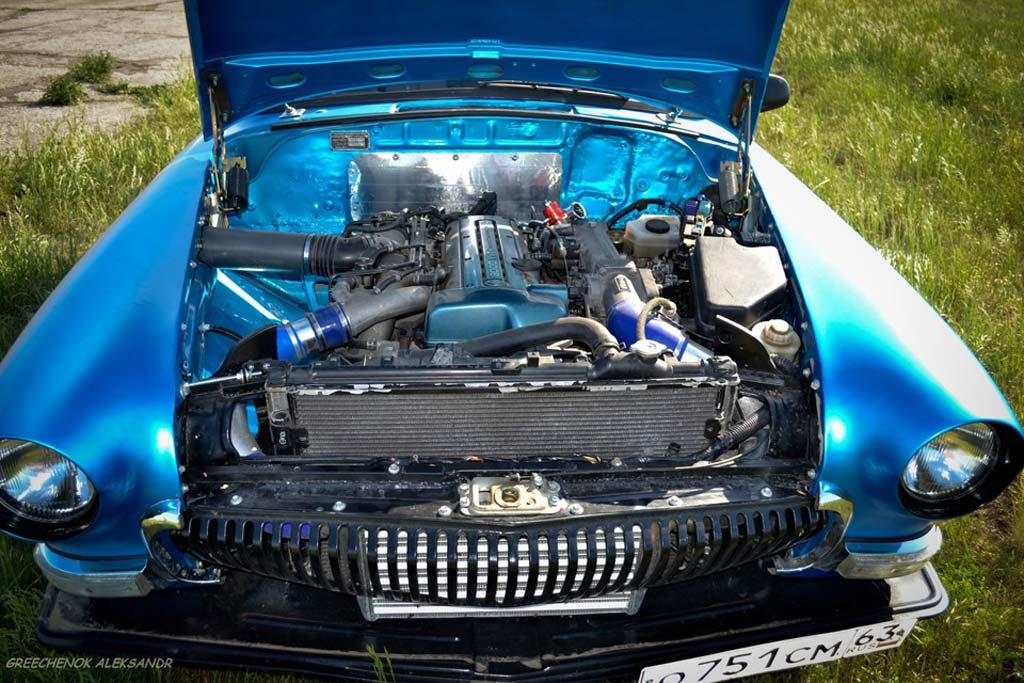ГАЗ-21 twin-turbo