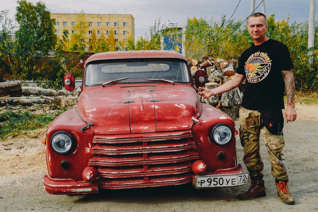 ГАЗ-52 Колхозник